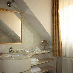 Отель Appia Hotel Residences Чехия, Прага - 1 отзыв об отеле, цены и фото номеров - забронировать отель Appia Hotel Residences онлайн ванная фото 2