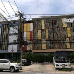 Escape De Phuket Hotel & Villa парковка