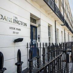 Отель The Darlington Hyde Park городской автобус