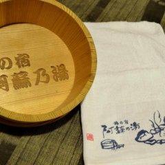 Отель Tabinoyado Asonoyu Минамиогуни ванная фото 2