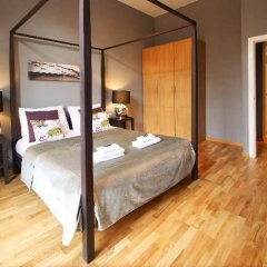Апартаменты SSG Paseo de Gracia Apartments сейф в номере
