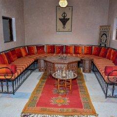 Отель Dar Nadia Bendriss Марокко, Уарзазат - отзывы, цены и фото номеров - забронировать отель Dar Nadia Bendriss онлайн комната для гостей фото 2