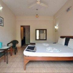 Отель Ocean Waves Meera Гоа комната для гостей фото 4