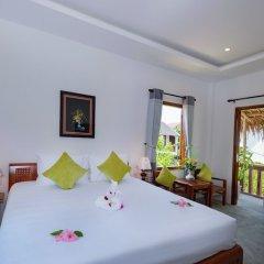 Отель An Bang Rainbow Beach Homestay Хойан комната для гостей фото 2
