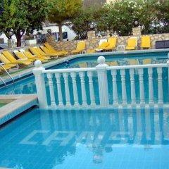 Budak Hotel Турция, Алтинкум - отзывы, цены и фото номеров - забронировать отель Budak Hotel онлайн бассейн