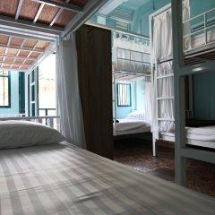 Отель Baan Talat Phlu Бангкок комната для гостей