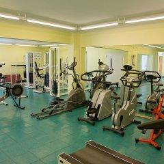 Отель San Carlos фитнесс-зал
