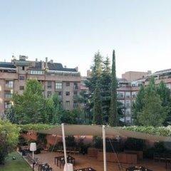 Отель Rafaelhoteles Atocha Испания, Мадрид - 1 отзыв об отеле, цены и фото номеров - забронировать отель Rafaelhoteles Atocha онлайн балкон