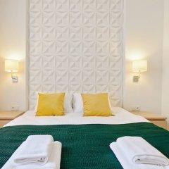 Отель Wspólna Prime Apartment Польша, Варшава - отзывы, цены и фото номеров - забронировать отель Wspólna Prime Apartment онлайн комната для гостей фото 5