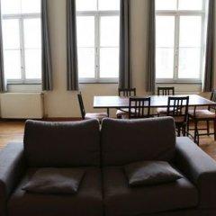 Отель City Center Apartments Brasseurs Бельгия, Брюссель - отзывы, цены и фото номеров - забронировать отель City Center Apartments Brasseurs онлайн интерьер отеля фото 2