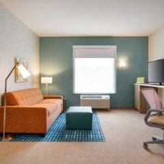 Отель Home2 Suites by Hilton Frederick удобства в номере фото 2