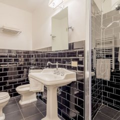 Отель Palazzo Berardi Италия, Рим - отзывы, цены и фото номеров - забронировать отель Palazzo Berardi онлайн ванная