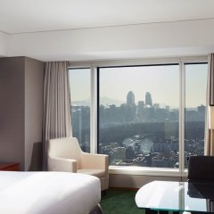 Отель InterContinental Seoul COEX комната для гостей фото 7