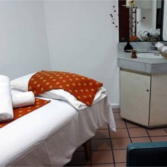 Отель Camino Real Airport Мехико сауна