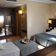 Отель Ganivet Испания, Мадрид - 7 отзывов об отеле, цены и фото номеров - забронировать отель Ganivet онлайн комната для гостей фото 5
