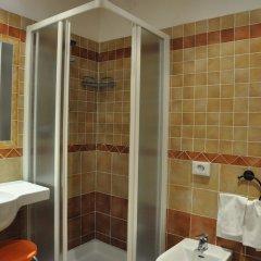 Отель Trattoria Mingaren Albergo Бертиноро ванная
