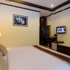 Отель Clean Beach Resort Ланта комната для гостей фото 4