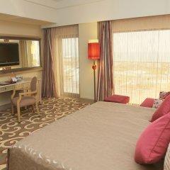 Отель Cornelia Diamond Golf Resort & SPA - All Inclusive комната для гостей фото 4
