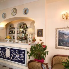 Hotel Santa Lucia Минори интерьер отеля