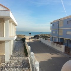 Отель Villa With 4 Bedrooms in Valencia, With Wonderful sea View, Private Po пляж фото 2