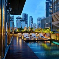 Отель YOTEL Singapore Orchard Road Сингапур фото 2