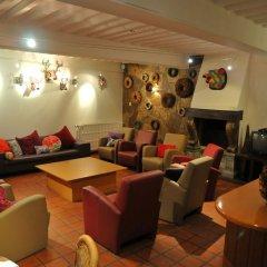 Отель Fond des Vaulx гостиничный бар