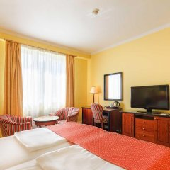 Отель Dvorak Spa & Wellness Карловы Вары удобства в номере фото 2
