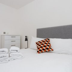 Отель 2 Bedroom Flat With Free Wifi комната для гостей фото 5