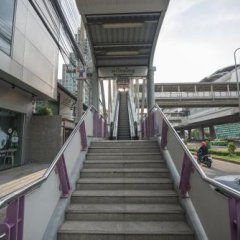 Yor Yak Hostel Бангкок балкон