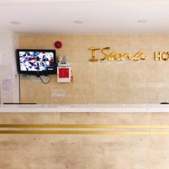 Isana Hotel Dalat Далат интерьер отеля фото 2