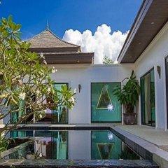 Отель Byg Private Pool Villa @ Layan Beach пляж Банг-Тао фото 3