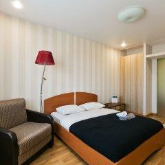 Гостиница MaxRealty24 UP-kvartal 4 в Москве отзывы, цены и фото номеров - забронировать гостиницу MaxRealty24 UP-kvartal 4 онлайн Москва комната для гостей фото 5