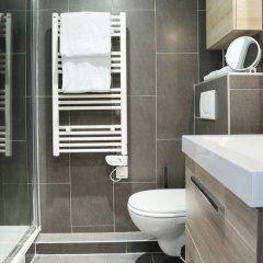 Отель St Dominique Париж ванная
