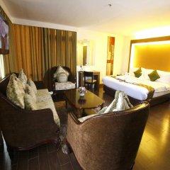Отель The Ritz Hotel at Garden Oases Филиппины, Давао - отзывы, цены и фото номеров - забронировать отель The Ritz Hotel at Garden Oases онлайн комната для гостей фото 2