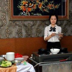 Ngan Ha - Galaxy Hotel питание