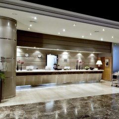 Отель Crowne Plaza Barcelona - Fira Center Испания, Барселона - 3 отзыва об отеле, цены и фото номеров - забронировать отель Crowne Plaza Barcelona - Fira Center онлайн питание фото 3