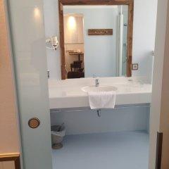 Отель Bergland Hotel Австрия, Зальцбург - отзывы, цены и фото номеров - забронировать отель Bergland Hotel онлайн ванная фото 3