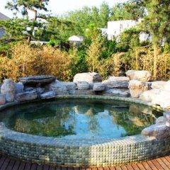 Отель Sun Town Hotspring Resort бассейн фото 2