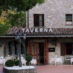 Отель alla Posta 1870 Италия, Региональный парк Colli Euganei - отзывы, цены и фото номеров - забронировать отель alla Posta 1870 онлайн вид на фасад