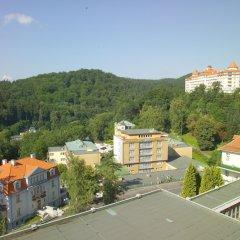 Отель Spa Resort Sanssouci Карловы Вары балкон