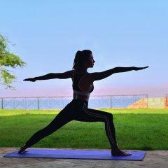 Отель Movenpick Resort & Spa Dead Sea фитнесс-зал фото 2