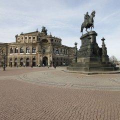 Отель Indigo Dresden - Wettiner Platz Германия, Дрезден - отзывы, цены и фото номеров - забронировать отель Indigo Dresden - Wettiner Platz онлайн фото 3
