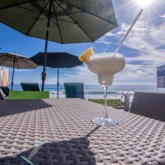 Отель Park Inn by Radisson Mazatlán пляж фото 2