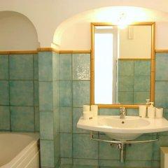 Отель Amalfi Holiday Resort Италия, Амальфи - отзывы, цены и фото номеров - забронировать отель Amalfi Holiday Resort онлайн ванная фото 2
