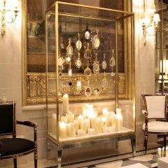 Отель Le Meurice Dorchester Collection Париж интерьер отеля
