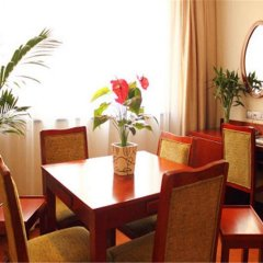 GreenTree Alliance Nantong West Renmin Road Coach Station Hotel комната для гостей фото 3