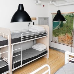 Отель City BackPackers Hostel Швеция, Стокгольм - 3 отзыва об отеле, цены и фото номеров - забронировать отель City BackPackers Hostel онлайн комната для гостей фото 5