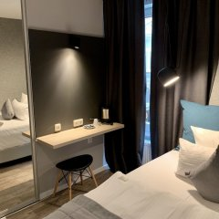 Отель FALKENTURM Мюнхен удобства в номере фото 2