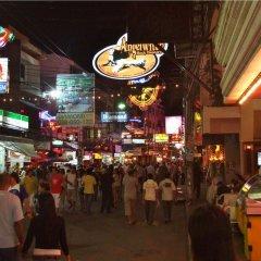 Апартаменты Studio Central Pattaya By Icheck Inn Паттайя гостиничный бар
