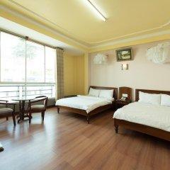 PK Hotel Далат комната для гостей фото 5